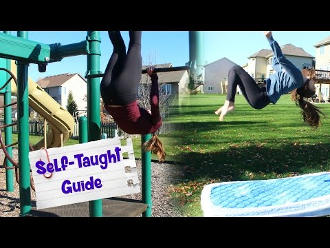 ULTIMATE SELF TAUGHT GYMNASTICS GUIDE!