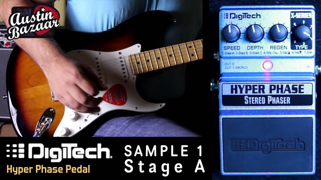 Digitech XHP Hyper Phase