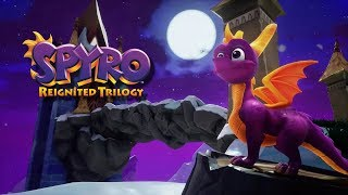 Spyro Reignited Trilogy - Spyro the Dragon - Night Flight - (PS4/Xbox One)