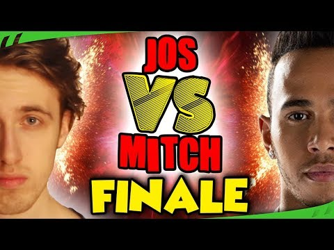 JOS VS HAMILTON: DE FINALE! - Jos VS Mitch (F1 2017) - #12