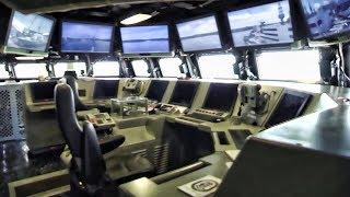 Life Aboard USS Zumwalt • America