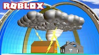 DISASTER DOME IN ROBLOX!!! | MicroGuardian
