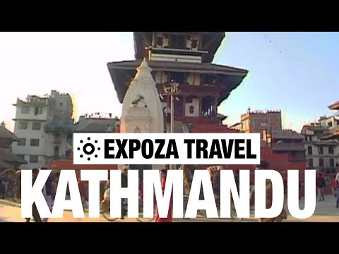 Kathmandu (Nepal) Vacation Travel Video Guide