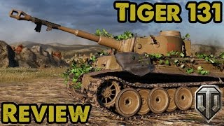 Tiger 131 arrives in World of Tanks! Review & Gameplay (Xbox/PS4)