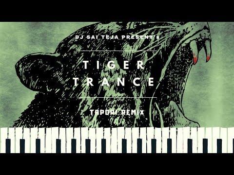 Tiger Trance | Tapori Remix | Animated Visuals | Dj Sai Teja Sdpt