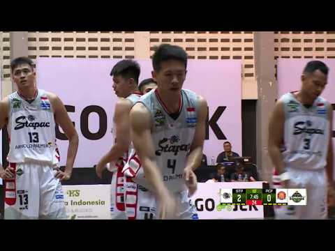 [Live Stream] IBL GOJEK Tournament 2018 - Stapac Jakarta vs