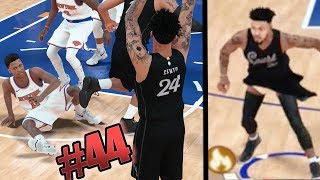 NBA 2k18 MyCAREER - No Pants Glitch! Snapping Ankles Putting Defenders to Sleep! Ep. 44