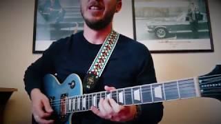 Swinging Blues - Joe Bonamassa Epiphone Les Paul - Fender Blues Junior