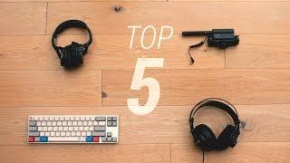 Video TOP 5 BEST BUDGET TECH 2018 download MP3, 3GP, MP4, WEBM, AVI, FLV Juli 2018