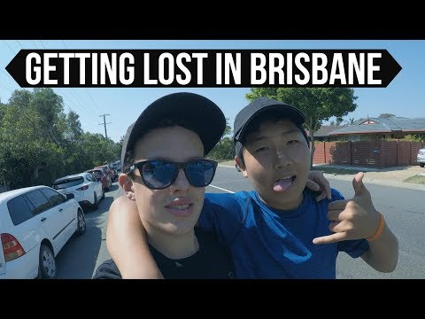 Getting Lost In Brisbane