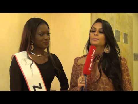 Miss Intercontinental 2015 - Miss Zambia Interview