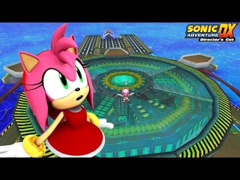 Sonic Adventure DX (PC) [4K] - Amy's Story