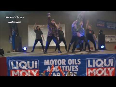 Gully Sirens | Thessaloniki Tuning Show 2016 | ProDancers Studio