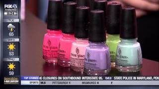 Spring Beauty Essentials on Good Day Baltimore Thumbnail
