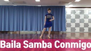 Baila Samba Conmigo Linedance …