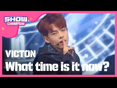 Show Champion EP.209 VICTON- What time is it now?
