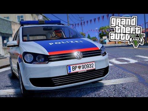ACHTUNG Polizeikontrolle! - GTA 5 Polizei Mod thumbnail