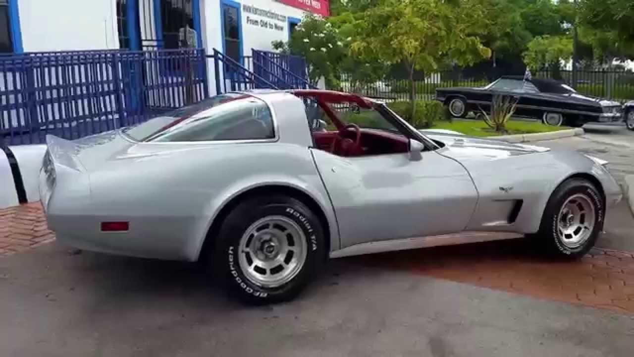 1979 l82 corvette