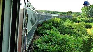 Calatorie Oradea-Valea lui Mihai-Carei-Satu Mare Train Ride @IR1741 Bucuresti Nord-Satu Mare