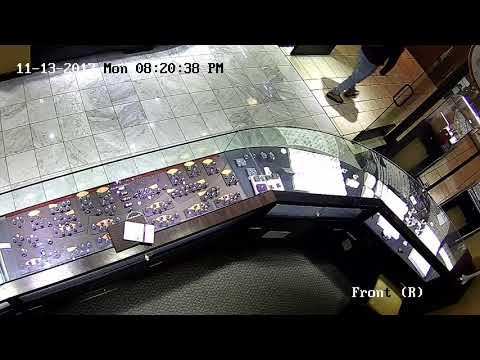 Robbery At Pleasanton Jewelry Shop 1