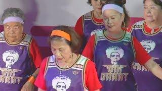 Пожилые тайваньцы прославились, танцуя хип-хоп