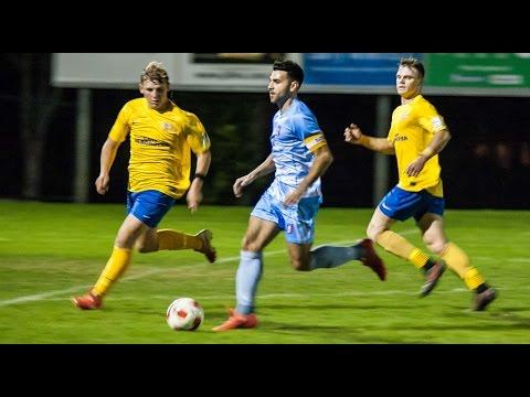 PS4NPLQLD Highlights - Brisbane City v SWQ Thunder