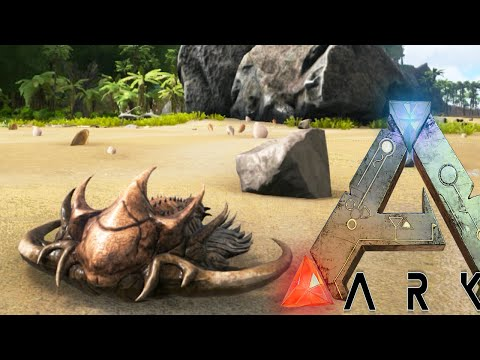 Ark survival evolved play as a dino survival forming for Angler fish ark