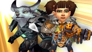 Vulpera and Mechagnome Racials In Patch 8.3! - WoW: Battle For Azeroth 8.3 PTR