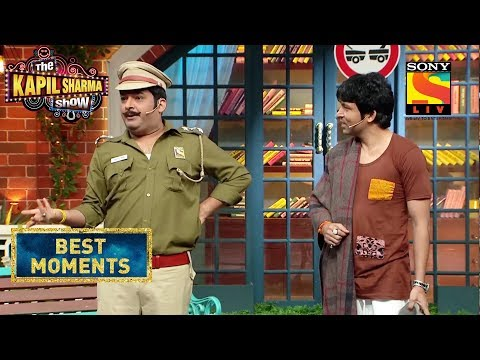 An Unlikely Bond Of A Police And A Beggar | The Kapil Sharma Show Season 2 | Best Moments