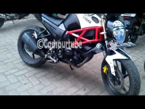 kumpulan modifikasi byson ducati monster