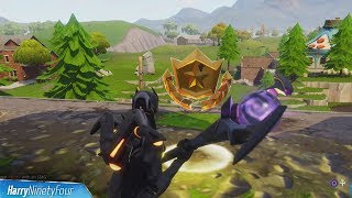 Fortnite Battle Royale - Risky Reels Treasure Map Location Guide (Season 5 Challenge)