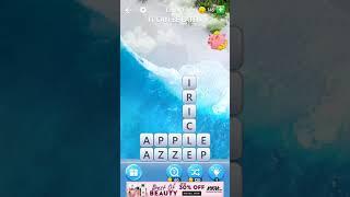 Word Journey - New Crossword Puzzle Level | 1-10 screenshot 1