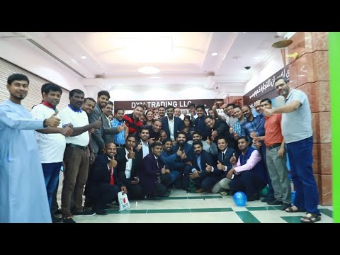 Inauguration Of The New DXN Branch In Dubai