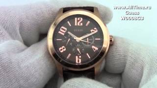 Мужские наручные fashion часы Guess W0008G3(, 2013-08-30T06:21:43.000Z)