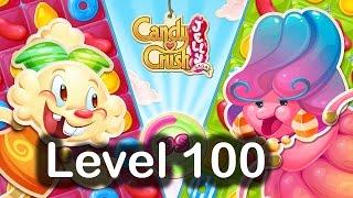 Candy Crush Jelly Saga Level 100 Hard Level