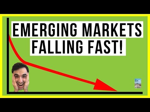 Emerging Market FALLING FAST! Turmoil Could Spread To U.S. Stock and Bond Markets!