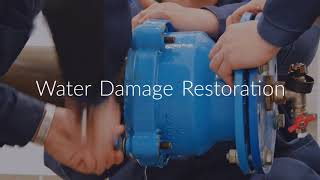 Water Damage Restoration in Philadelphia PA : Home Inspector