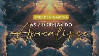 Culto Vespertino 04/10/20 - Pr. Vulmar - Uma mensagem às igrejas dos últimos dias - Apc 1. 1-8
