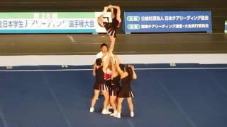 日本体育大学 vortex b gs 決勝 大學選手権 2016