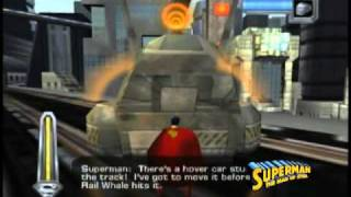 Superman: The Man of Steel Xbox Gameplay