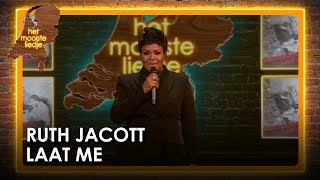 Ruth Jacott zingt 'Laat me' in Het mooiste liedje: bekijk het volledige optreden