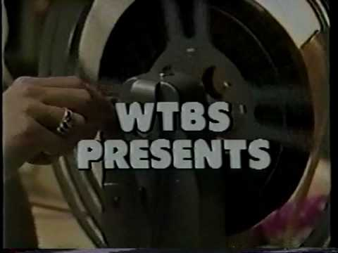 Early WTBS movie closing