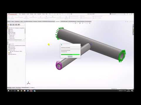 SOLIDWORKS Tipps&Tricks - Netzqualität in SimulationXpress & Simulation Standard - Solid Solutions