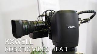 Điều khiển máy quay từ xa với KXWELL Robotic Video Head