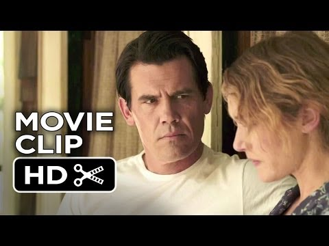 Labor Day Movie CLIP - I Came To Save You (2014) - Josh Brolin, Kate Winslet Drama HD