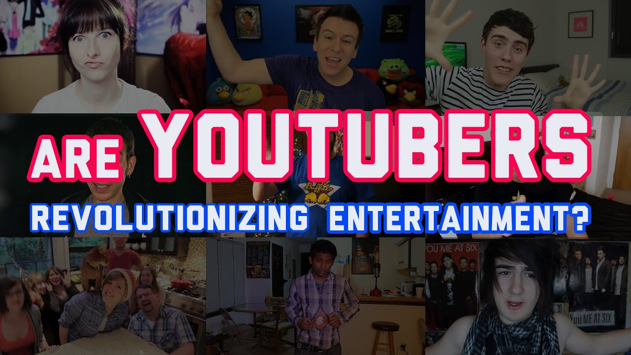 Are YouTubers Revolutionizing Entertainment? | Off Book | PBS Digital Studios