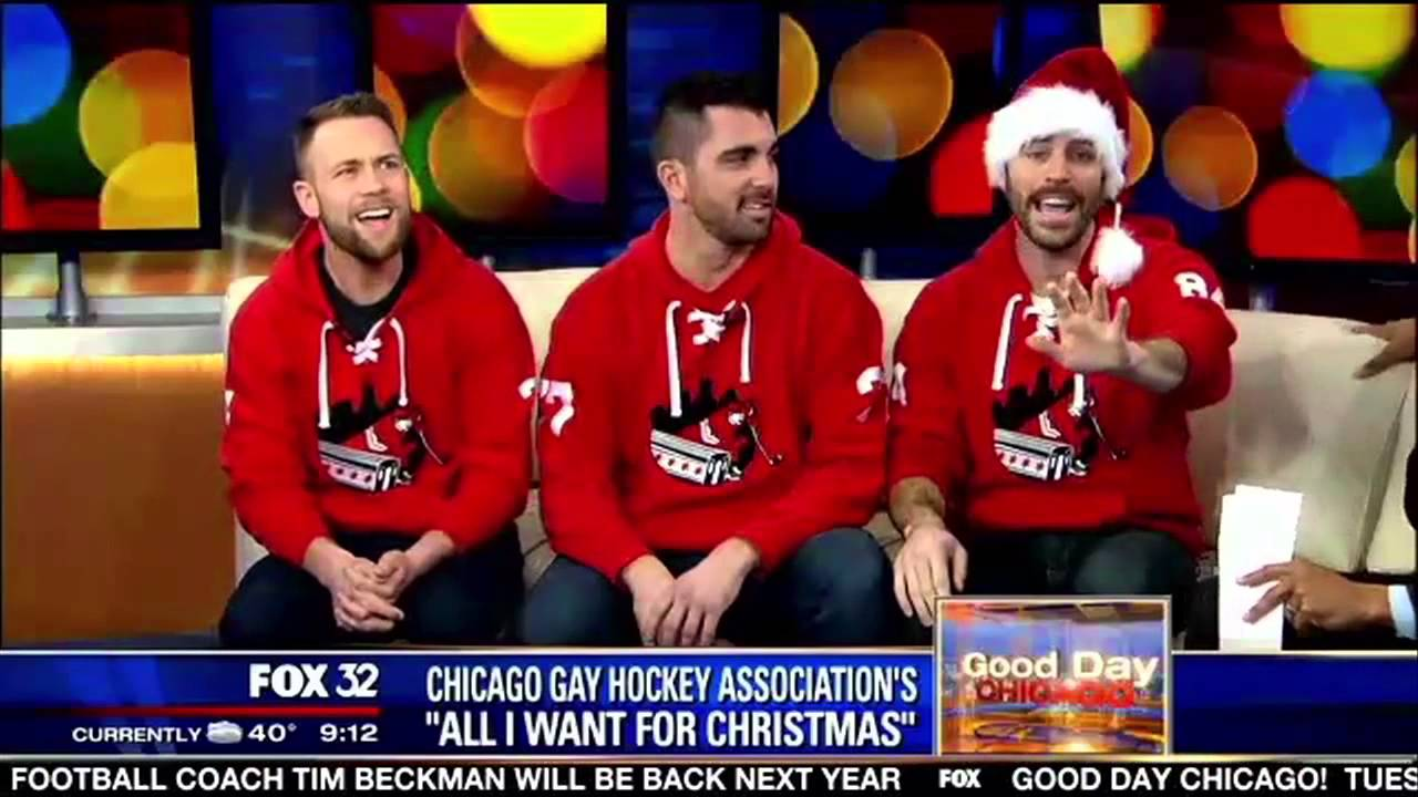 from Alejandro chicago gay hockey
