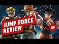 Jump Force Review Videos [+50] Videos  at [2019] on realtimesubscriber.com