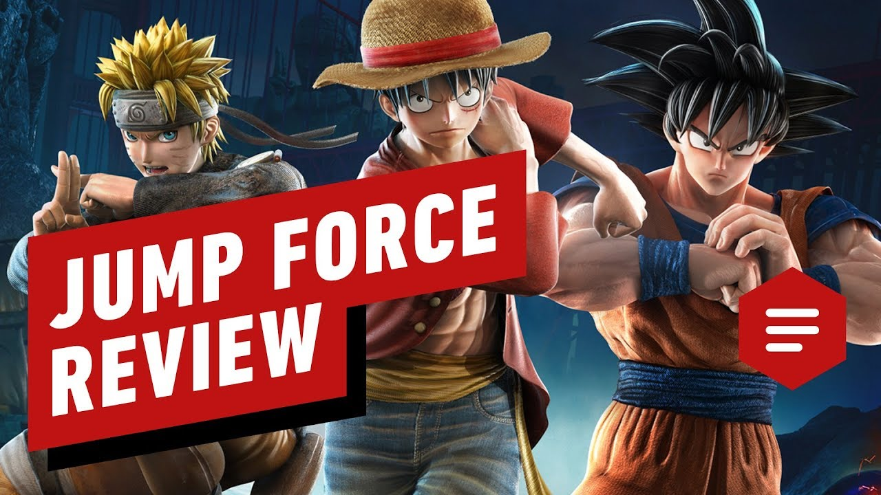 Jump Force Review - YouTube