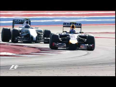 Formula 1: Bigger in Texas